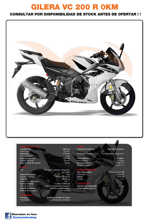 Gilera VC 200 R Cycles Motoshop